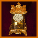 collectable antique American mantle clock
