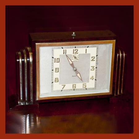 Antique Art Deco Mantle Clocks Re Live Era