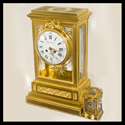 collectable mantle clock