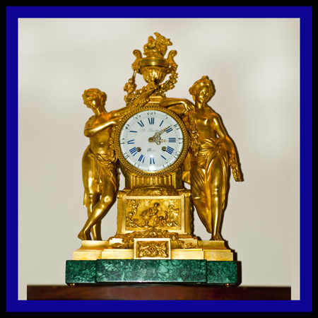 antique french mantel clocks