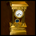 decorative antique clock website