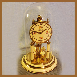 antique unusual carriage clocks